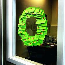Office Door Decoration Creative Office Christmas Decorating Ideas Creative Office
