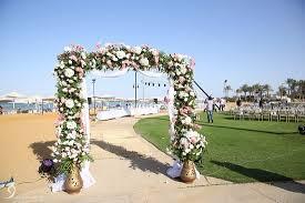wedding arch entrance wedding entrance at stella di mare grand hotel picture of stella