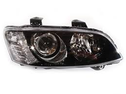 holden ssv holden ve commodore left projector head light ssv calais series 2
