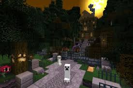 xbox one halloween background minecraft xbox 360 edition gets free halloween texture pack polygon