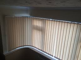Vertical Blinds For Bow Windows Curved Window Blinds Dors And Windows Decoration
