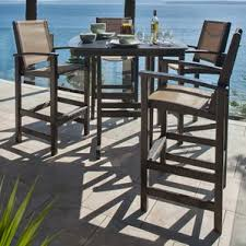 Polywood Patio Furniture by Polywood Patio Dining Sets Wayfair