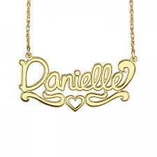Personalized Script Necklace 28 Personalized Script Necklace Argento Vivo Personalized