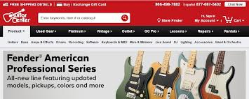 guitar center dj lights the top 50 guitar sites stringvibe
