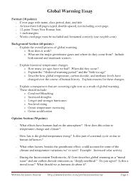 summary essay sample brilliant ideas of global warming essay examples on format ideas collection global warming essay examples for job summary