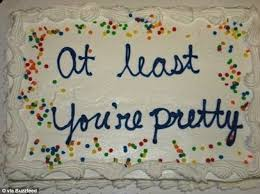 Say It With Cake The Shocking Not So Sweet Messages That Could