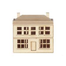 Sweet Coffee Shop France Style Diy Doll House 3d Miniature Dollhouse Miniatures Ebay