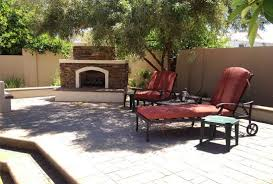 Outdoor Fireplaces And Firepits Outdoor Fireplaces And Outdoor Pits Mesa By Sonoran Landscape