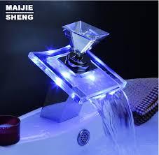 diamond bathtub 2015 new sale sink led faucet single diamond handle one hole