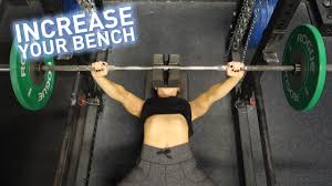 increase your bench with bench blokz youtube