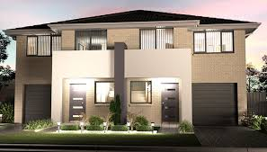 Duplex Designs By Zac Homes - Duplex homes designs