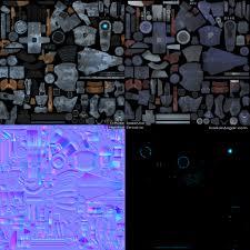 Raven Maps Kristian Zagar 2d 3d Artist