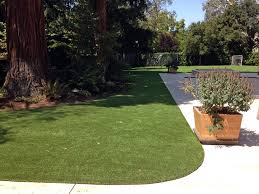 fake grass calexico california landscape rock front yard
