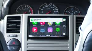 nissan leaf apple carplay apple carplay by pioneer first test photos 1 of 18