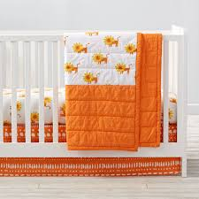 girls nursery bedding sets wild excursion lion crib bedding the land of nod