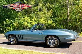 1966 corvette trophy blue chevrolet corvette convertible 1966 trophy blue for sale