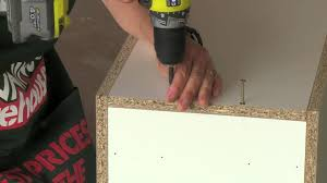 how to assemble a base cabinet diy at bunnings youtube
