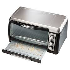 Hamilton Beach Cool Touch Toaster Hamilton Beach Convection Toaster Oven 6 Slice Black 31331 Target
