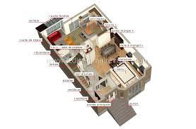 les chambres d une maison maison structure d une maison principales pièces d une maison