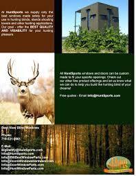 Box Blinds For Deer Hunting Window Blinds Deer Hunting Blind Windows Deer Hunting Box Blind