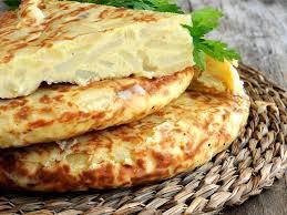 recettes cuisine thermomix tortilla de patatas au thermomix cookomix