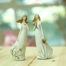 Home Interior Angel Figurines Compare Prices On Angel Fairy Ornaments Online Shopping Buy Low