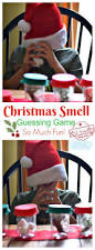 guess that smell christmas game for the whole family to play