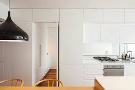 Open Plan House Breeze Block House Was Reorganized To Create A More Contemporary
