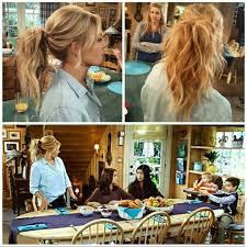 ponytail shag diy haircut fuller house candace cameron bure dj ponytail full house
