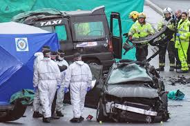 birmingham crash victim phoned his wife to say he was u0027on his way