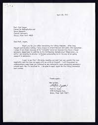 a young neil degrasse tyson u0027s letter to carl sagan