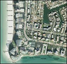 Map Of Plantation Florida by Monterrey At Cape Marco Marco Island Florida