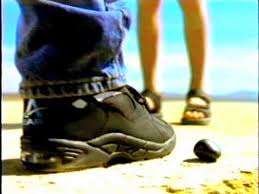 la light up shoes la gear shoes light up early 90s commercial youtube