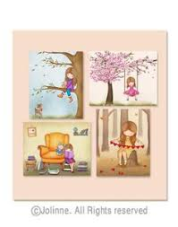 Kids Room Wall Art Kids Art Prints Girls Room Pictures Girls - Prints for kids rooms