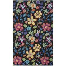 Floral Outdoor Rug Acrylic Floral Outdoor Rug Wayfair