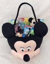 mickey mouse easter basket mickey mouse basket ebay