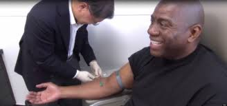 Magic Johnson Meme - magic johnson hoax tweet says athlete who has hiv donated blood for
