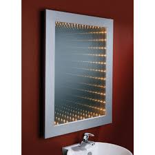bathroom infinity mirror led infinity mirrors led bathroom mirrors