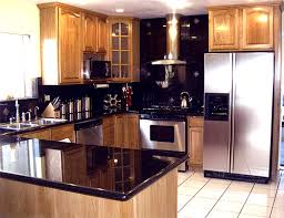 honey oak kitchen cabinets door 18mm solid oak in honey color