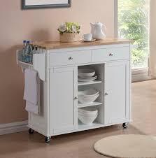 oak kitchen island cart furniture modern kmart white wood kitchen island cart with butcher