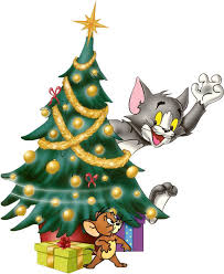 tree with tom and jerry clip clip