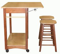 mobile kitchen islands snack bar breakfast stools wood breakfast