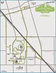 Sf Marathon Map Rundisney Race Maps Mouse Runner