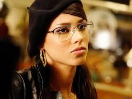 demi lovato earrings brunettes women glasses hair singers