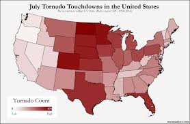 State By State Map Of Usa by U S Tornado Map Archives U S Tornadoes