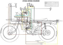 nx650 wiring diagram yamaha motorcycles wiring schematic images xl