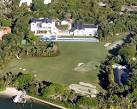 Tiger Woods' Jupiter Island Home