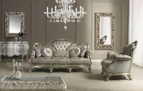 Napoleone Italian Sofa Set Designs Living Room Luxury Notable - Italian sofa designs photos