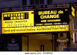 bureau union bureau de change and union transfer shop in