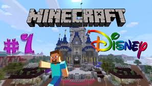 Magic Kingdom Map Orlando by Minecraft Disney World Part 1 The Monorail Magic Kingdom And